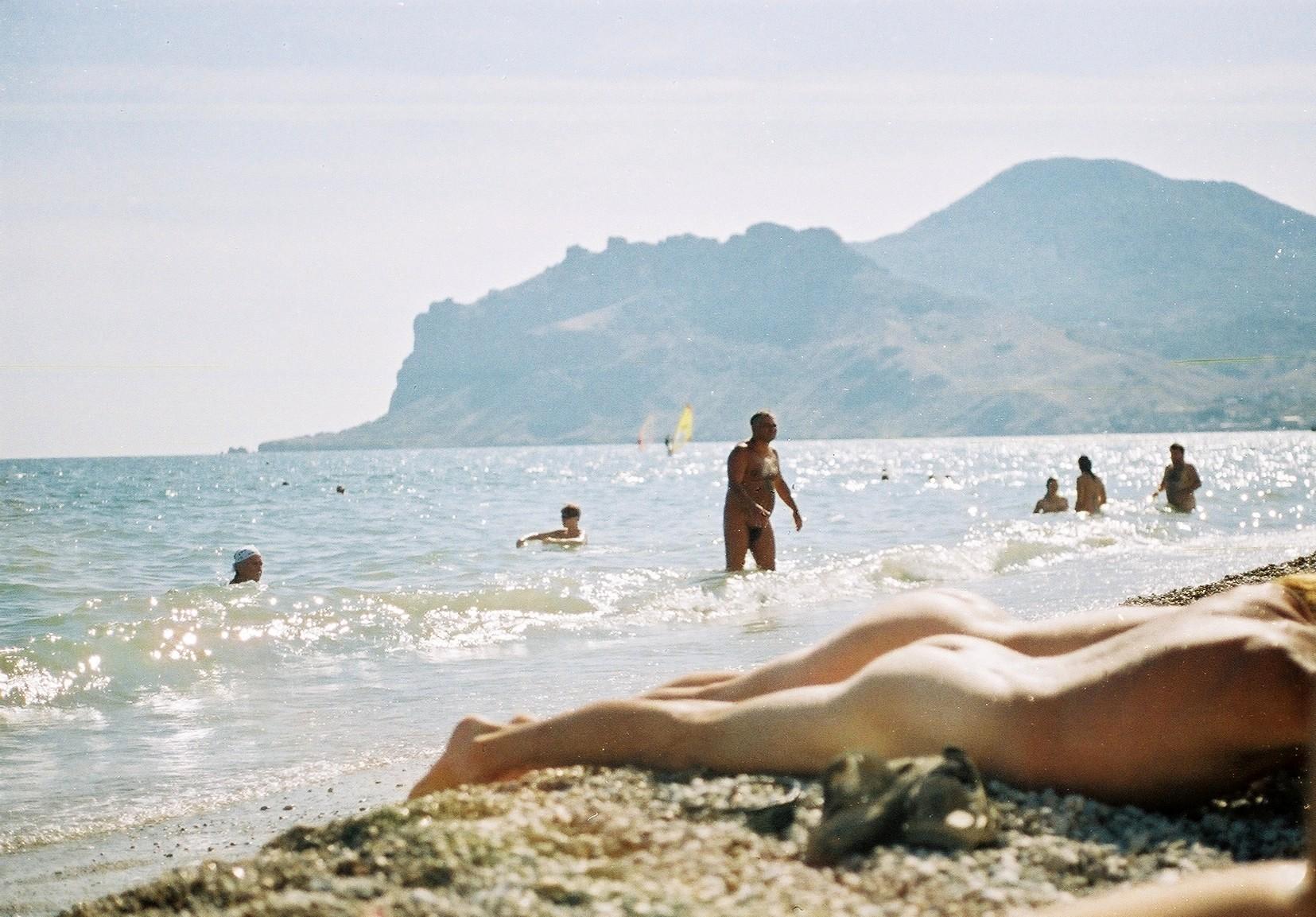 Фото голые пляж испания 1 фотография