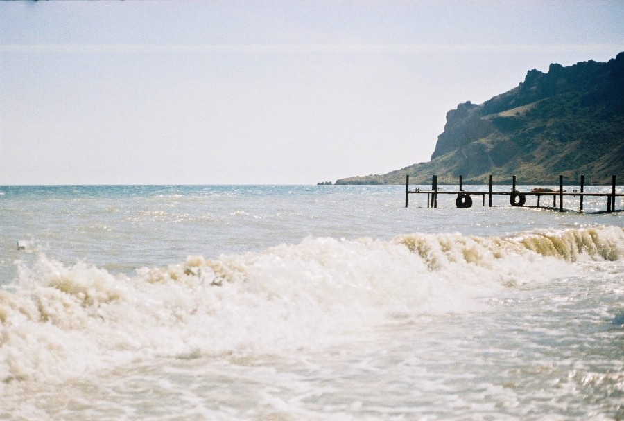 Koktebel seashore1